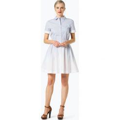 Tommy Hilfiger - Sukienka damska – Raque, niebieski. Niebieskie sukienki balowe marki TOMMY HILFIGER, w paski. Za 549,95 zł.