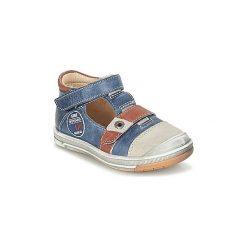 Sandały Dziecko  GBB  SOREL. Niebieskie sandały chłopięce GBB. Za 231,20 zł.