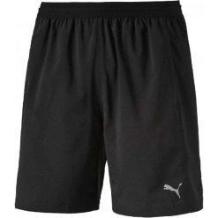 "Puma Spodenki Pace 7"" Short Black-Solid S. Czarne spodenki sportowe męskie marki Puma, sportowe. W wyprzedaży za 129,00 zł."