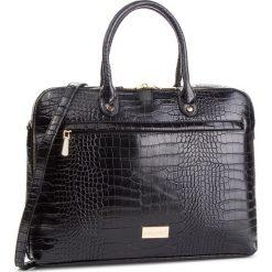 Torba na laptopa MONNARI - BAG4240-020 Black. Czarne torby na laptopa Monnari, ze skóry ekologicznej. W wyprzedaży za 219,00 zł.