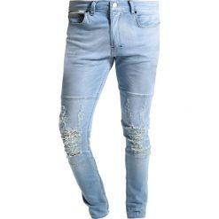 Religion LURID Jeansy Zwężane artic blue. Niebieskie jeansy męskie marki Religion, z bawełny. W wyprzedaży za 209,50 zł.