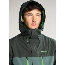Marmot SUGARBUSH Kurtka narciarska dark spruce/mallard green. Zielone kurtki narciarskie męskie marki Marmot, l, z materiału. W wyprzedaży za 839,20 zł.