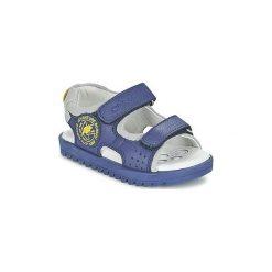 Sandały Dziecko  Chicco  CRISPINO. Niebieskie sandały chłopięce Chicco. Za 167,30 zł.