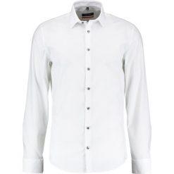 Koszule męskie na spinki: Seidensticker SLIM FIT MODERN KENT PATCH Koszula biznesowa weiß