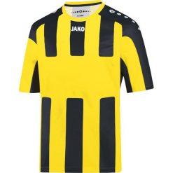 Koszulki sportowe męskie: Jako Milan koszulka krótki rękaw – mężczyźni – Citro / black_l