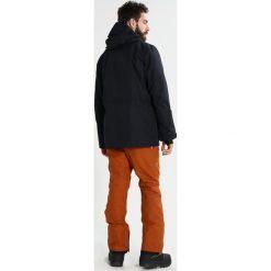 DC Shoes SUMMIT Kurtka snowboardowa black. Czarne kurtki narciarskie męskie marki DC Shoes, m, z materiału. W wyprzedaży za 762,30 zł.
