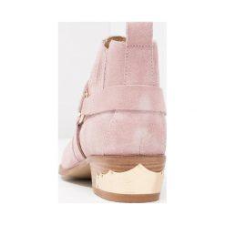 Botki damskie lity: Office ATLAS Ankle boot pink