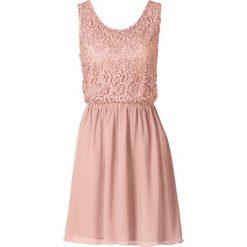 Sukienki: Sukienka bonprix stary jasnoróżowy