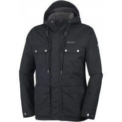Columbia Kurtka Colburn Crest Jacket Black S. Niebieskie kurtki sportowe męskie marki Oakley, na lato, z bawełny, eleganckie. W wyprzedaży za 499,00 zł.