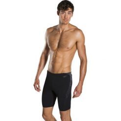 Kąpielówki męskie: Speedo Szorty pływackie męskie Boom Splice Jammer Czarny r. L (810856B443)