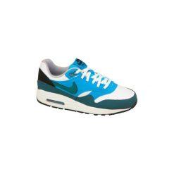 Buty Nike  Air Max 1 555766-114. Szare buty sportowe damskie nike air max marki Nike Sportswear, z materiału. Za 249,99 zł.