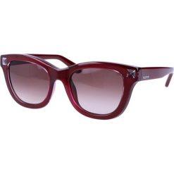 """Okulary przeciwsłoneczne damskie: Okulary przeciwsłoneczne """"V706S"""" w kolorze bordowym"""