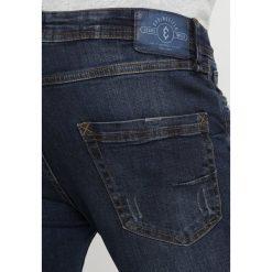 Springfield Jeansy Slim Fit 11_blues. Niebieskie rurki męskie marki Tiffosi. Za 169,00 zł.