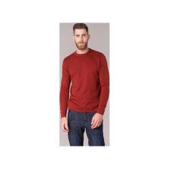 Swetry BOTD  ELABASE ROUND. Czerwone swetry klasyczne męskie BOTD, l. Za 109,00 zł.
