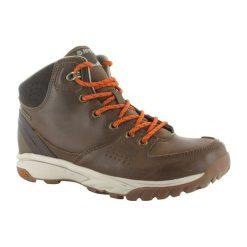 Buty trekkingowe damskie: Hi-tec Buty damskie Wild-Life Lux I WP Brown r. 38