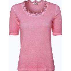 Munich Freedom - T-shirt damski, różowy. Czerwone t-shirty damskie Munich Freedom, m, w koronkowe wzory, z koronki. Za 129,95 zł.