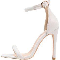Rzymianki damskie: Glamorous Sandały na obcasie grey