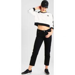 Bluzy damskie: Kappa AUTHENTIC Bluza white/black