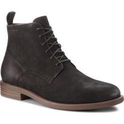 Kozaki VAGABOND - Salvatore 4664-050-20 Black. Czarne buty zimowe męskie marki Vagabond, z materiału. Za 629,00 zł.