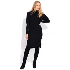 Fille Du Couturier Sukienka Damska Avril 38 Czarny. Czarne sukienki na komunię Fille Du Couturier, na co dzień, z materiału, z długim rękawem. W wyprzedaży za 230,00 zł.