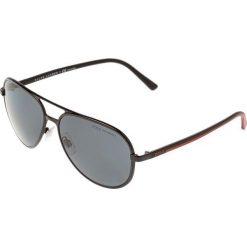 Okulary przeciwsłoneczne męskie: Polo Ralph Lauren Okulary przeciwsłoneczne gunmetal