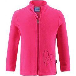Lassie Dziewczęca Bluza Polarowa Fleece Jacket Neon Raspberry 110. Czerwone bluzy dziewczęce marki Lassie, z polaru. Za 85,00 zł.