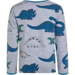 Bluzki dziewczęce bawełniane: Småfolk WITH DINO Bluzka z długim rękawem light grey