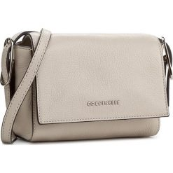 Torebka COCCINELLE - YV3 Minibag C5 YV3 15 C2 07 Seashell 143. Szare listonoszki damskie Coccinelle. W wyprzedaży za 419,00 zł.