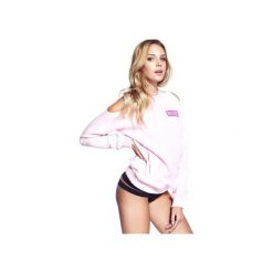 Bluzy damskie: BLUZA RUDE GIRL PINK