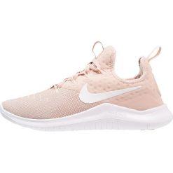 Nike Performance FREE TR 8 Obuwie treningowe particle beige/whiteguava ice. Czarne buty sportowe damskie marki Nike Performance, z materiału, na golfa. Za 419,00 zł.
