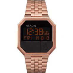 Zegarek unisex All Rose Gold Nixon Re-Run A1581897. Czerwone zegarki damskie Nixon. Za 431,00 zł.