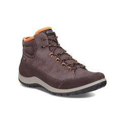 Buty trekkingowe damskie: Ecco Buty damskie Aspina brązowe r. 37