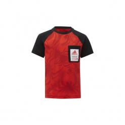 T-shirty z krótkim rękawem Dziecko  adidas  Koszulka Marvel Spider-Man. Białe t-shirty chłopięce z krótkim rękawem marki Adidas, m. Za 89,95 zł.