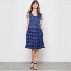 Sukienki hiszpanki: Wieczorowa sukienka