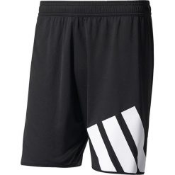 Adidas Spodenki Tango czarne r. XL (AZ9711). Białe spodenki sportowe męskie marki Adidas, l, z jersey, do piłki nożnej. Za 123,51 zł.