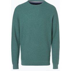 Nils Sundström - Sweter męski, zielony. Zielone swetry klasyczne męskie Nils Sundström, m, z bawełny. Za 179,95 zł.