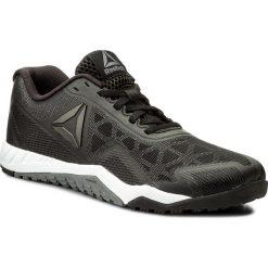 Buty Reebok - Ros Workout Tr 2.0 CN0971 Blacl/Alloy/White. Czarne buty do fitnessu damskie Reebok, z materiału. W wyprzedaży za 229,00 zł.