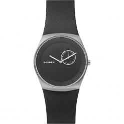 Zegarek SKAGEN - Havene SKW6414 Black/Silver. Czarne zegarki męskie Skagen. W wyprzedaży za 609,00 zł.