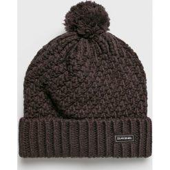 Dakine - Czapka. Czarne czapki zimowe damskie Dakine, na zimę, z dzianiny. W wyprzedaży za 99,90 zł.