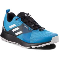 Buty adidas - Terrex Two Gtx GORE-TEX AC7878 Brblue/Greone/Cblack. Czarne buty do biegania męskie marki Camper, z gore-texu, gore-tex. W wyprzedaży za 419,00 zł.