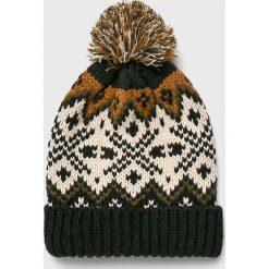 Medicine - Czapka Scottish Modernity. Brązowe czapki zimowe męskie MEDICINE, na zimę, z dzianiny. Za 49,90 zł.
