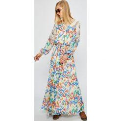 Długie sukienki: Pepe Jeans - Sukienka Tita