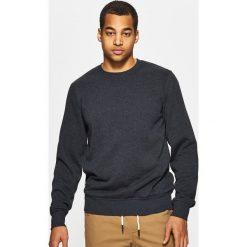 Gładka bluza BASIC - Czarny. Czerwone bluzy męskie marki KALENJI, m, z elastanu, z długim rękawem, długie. Za 59,99 zł.
