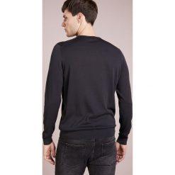 Drumohr Sweter verde scuro. Białe swetry klasyczne męskie marki Bambi, l, z nadrukiem, z okrągłym kołnierzem. Za 959,00 zł.