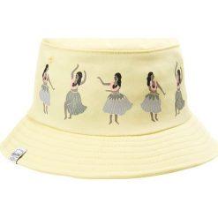Herschel LAKE YOUTH Kapelusz mellow yellow. Żółte kapelusze damskie Herschel, z bawełny. Za 159,00 zł.