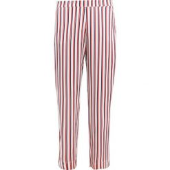 Piżamy damskie: ASCENO TWIN STRIPE BOTTOM Spodnie od piżamy red/dark blue/white