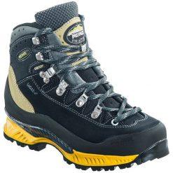 Buty trekkingowe damskie: MEINDL Buty damskie Air Revolution 5.3 Lady czarno-szare r. 42 (3126-49)