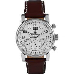 """Zegarki męskie: Zegarek """"Montreal"""" w kolorze brązowo-białym"""