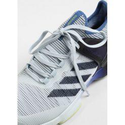 Buty trekkingowe męskie: adidas Performance ADIZERO UBERSONIC 2 Obuwie do tenisa Outdoor blue