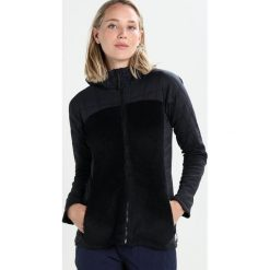 Burton ZULU INSULATOR Kurtka z polaru true black heather. Czarne kurtki sportowe damskie Burton, xs, z elastanu. W wyprzedaży za 743,20 zł.